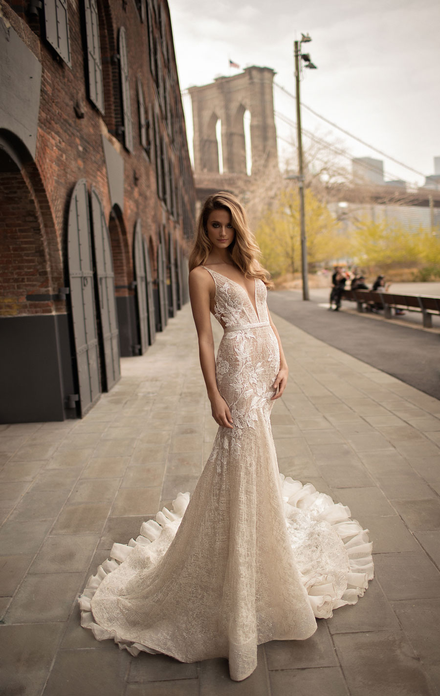 Berta Bridal 2018- The Most In-demand Wedding Dresses In The World!0030