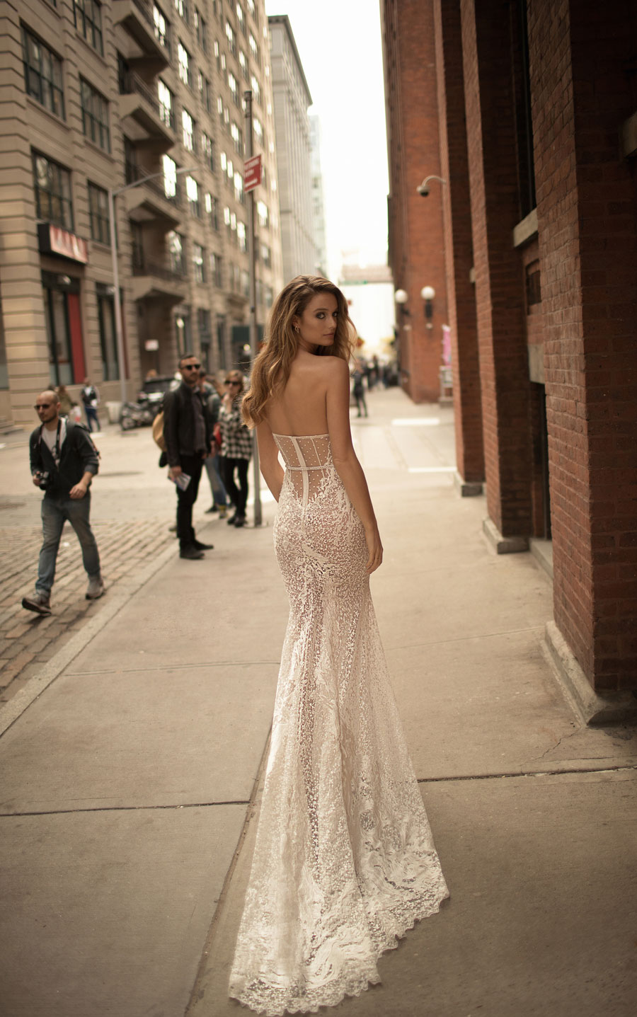 Berta Bridal 2018- The Most In-demand Wedding Dresses In The World!0033