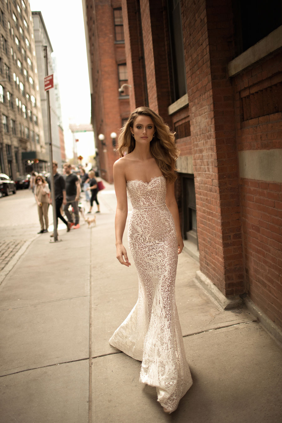 Berta Bridal 2018- The Most In-demand Wedding Dresses In The World!0034