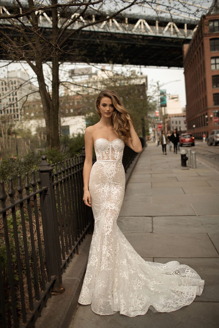 Berta Bridal 2018- The Most In-demand Wedding Dresses In The World!0040