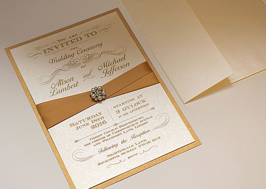 Glam & Pretty- Handcrafted Artisan Wedding Cards & Stationery by Polina Perri Design Studio0002