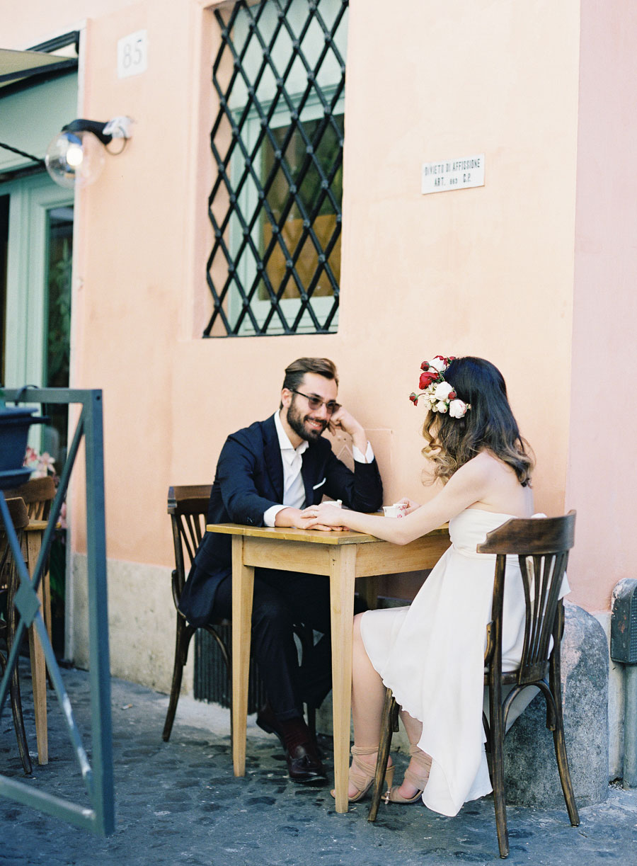 Incredible Rome Vow Renewal- Martina and Emiliano0011