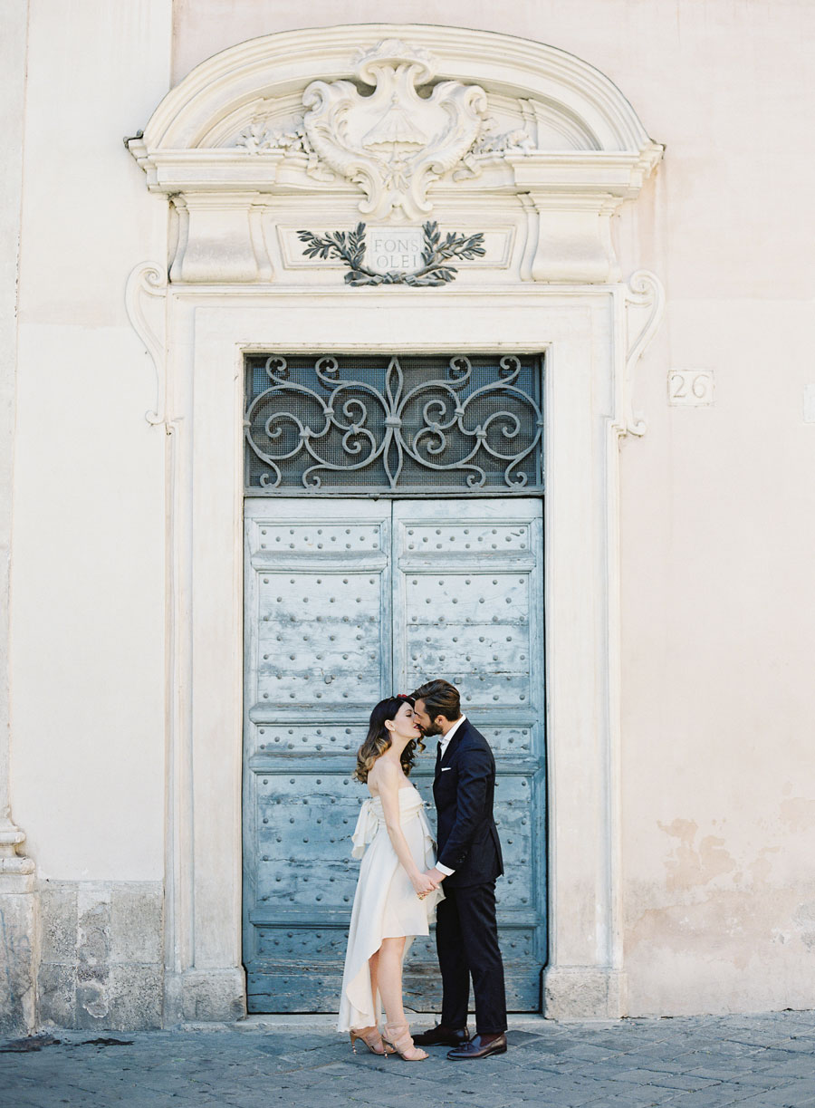 Incredible Rome Vow Renewal- Martina and Emiliano0012