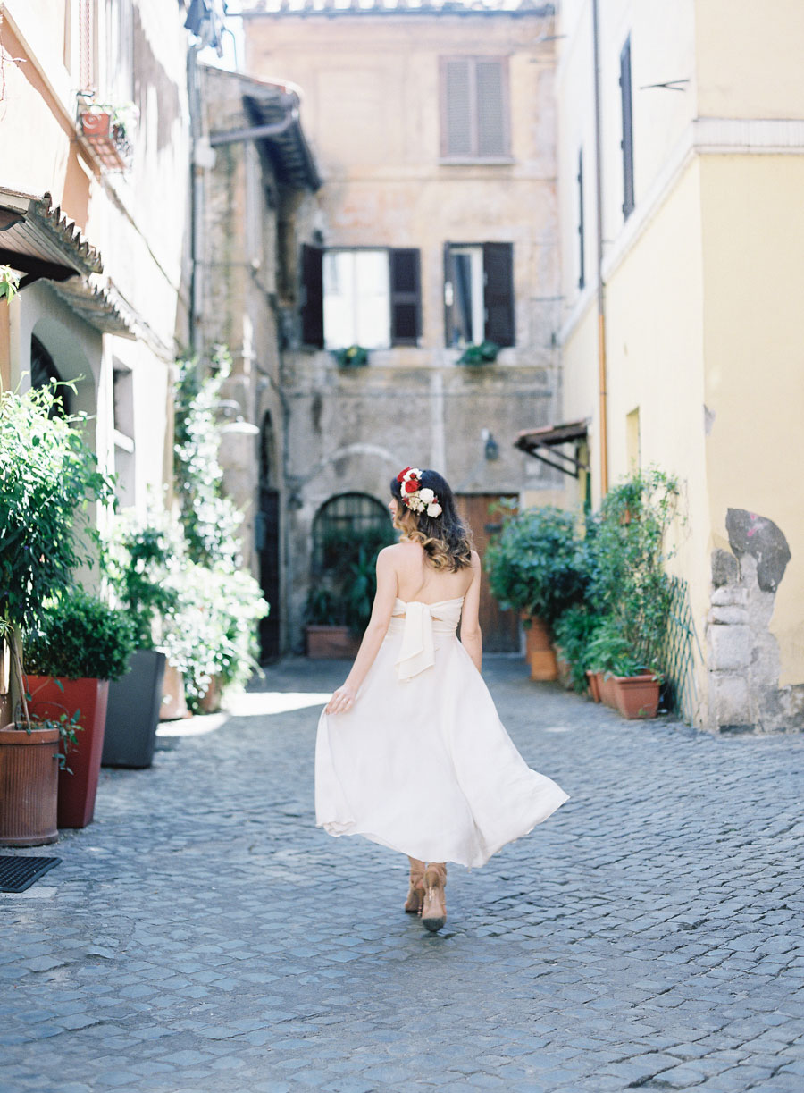 Incredible Rome Vow Renewal- Martina and Emiliano0014