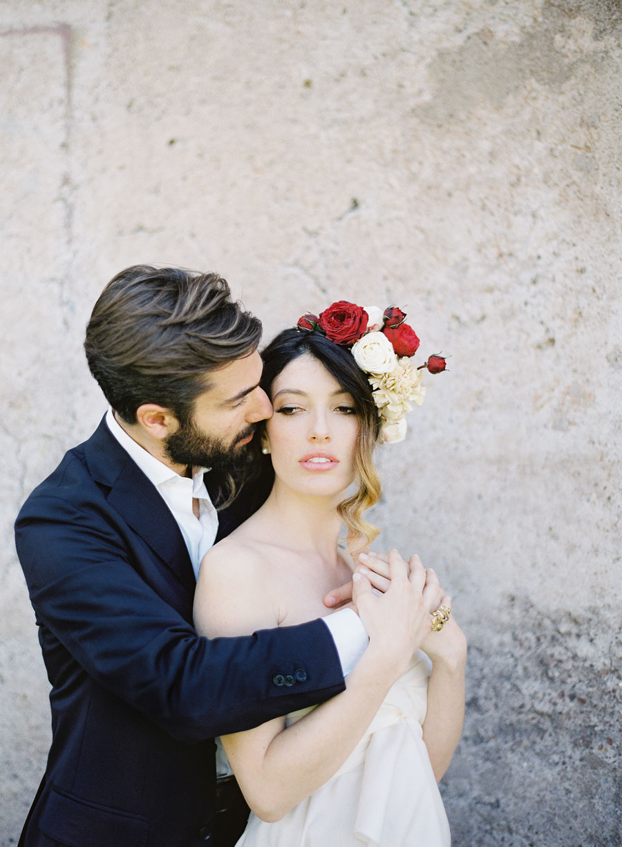 Incredible Rome Vow Renewal- Martina and Emiliano0030
