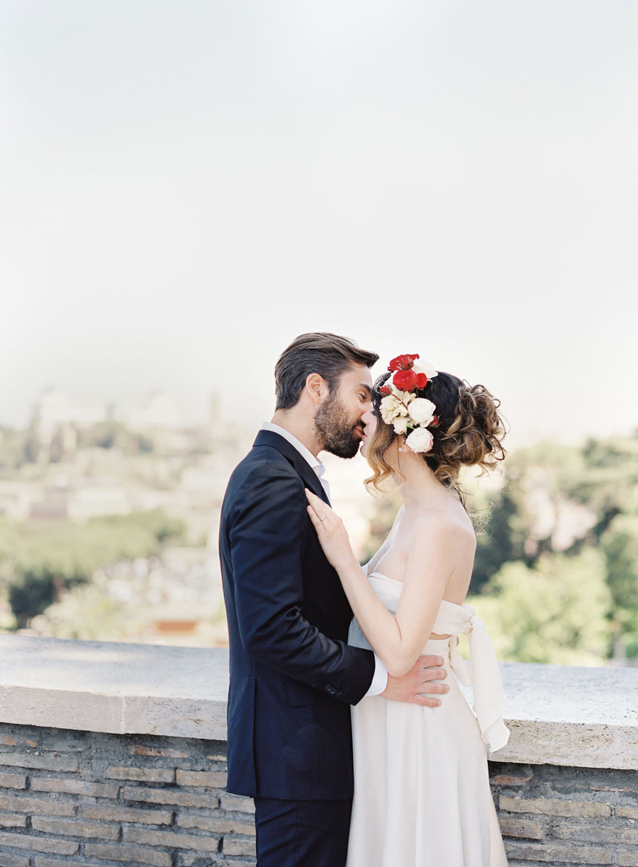 Incredible Rome Vow Renewal- Martina and Emiliano0079