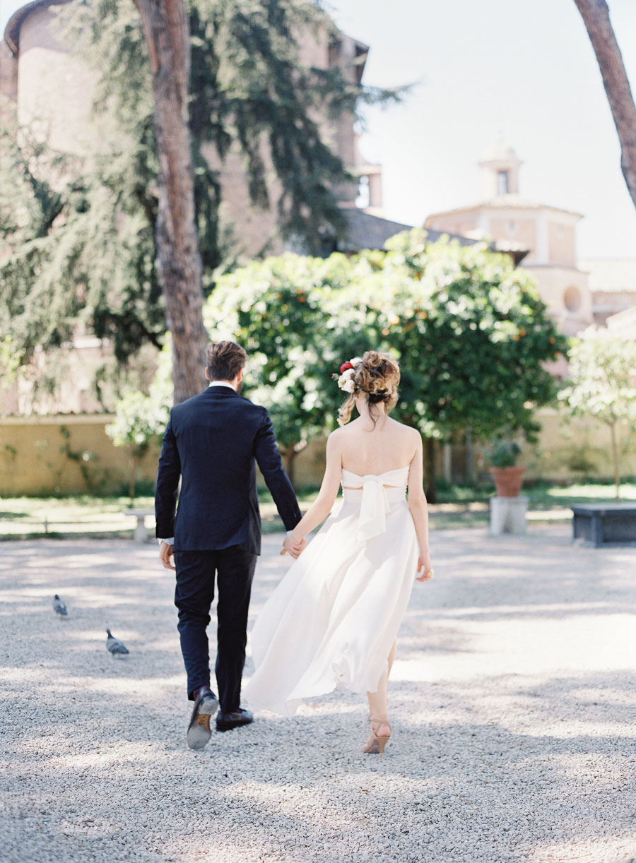 Incredible Rome Vow Renewal- Martina and Emiliano0083