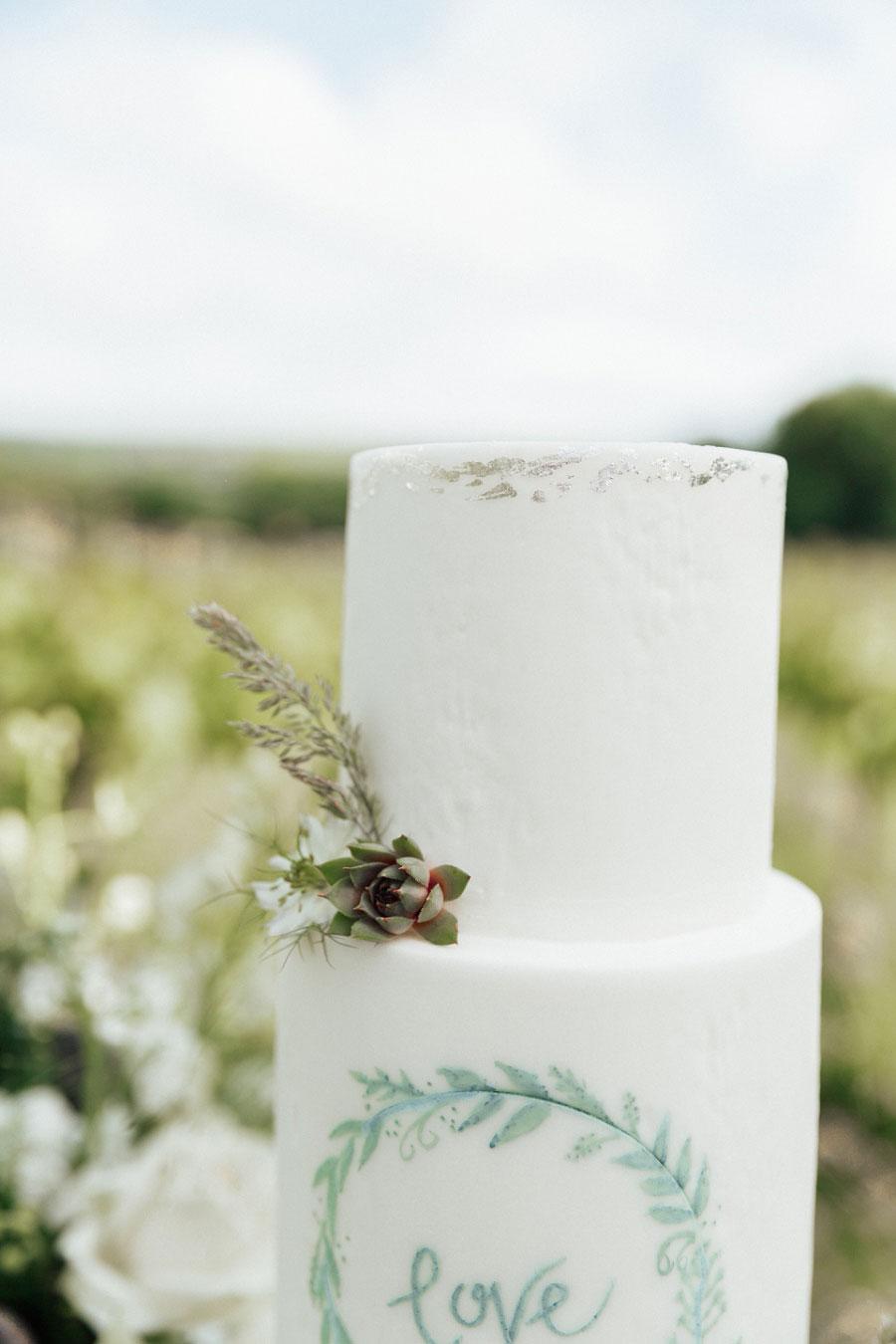 Romantic Vineyard Bridal Shoot With Dusty Blues & Greys0003