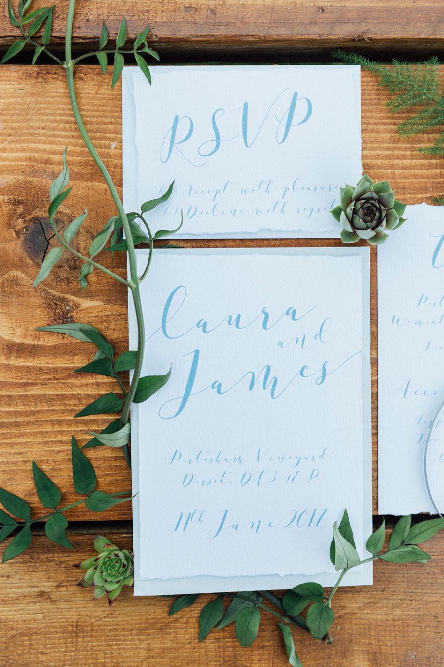 Romantic Vineyard Bridal Shoot With Dusty Blues & Greys0009