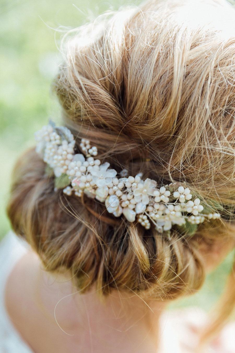 Romantic Vineyard Bridal Shoot With Dusty Blues & Greys0020