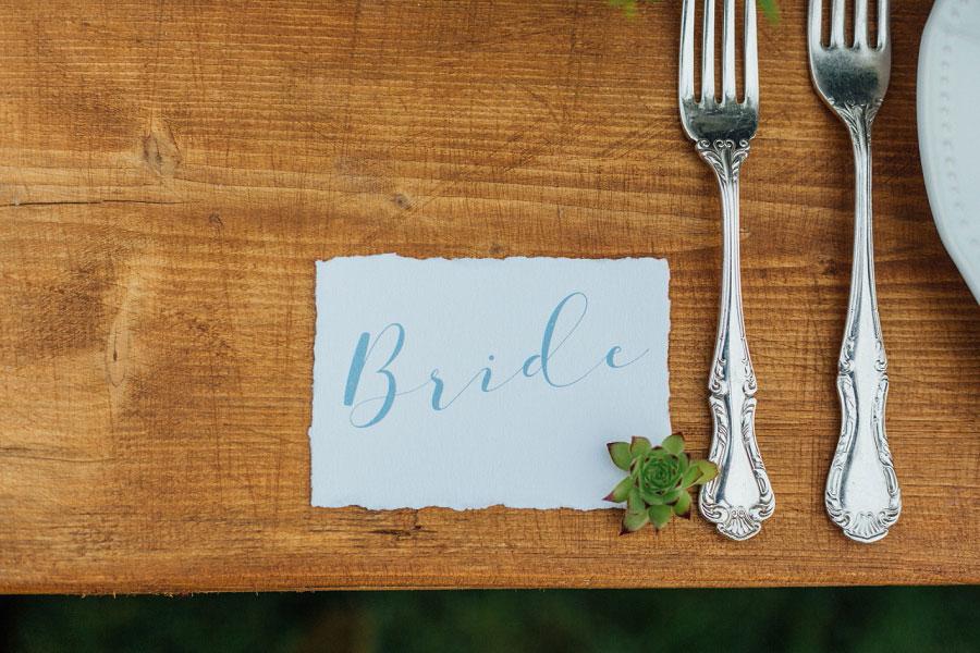 Romantic Vineyard Bridal Shoot With Dusty Blues & Greys0026