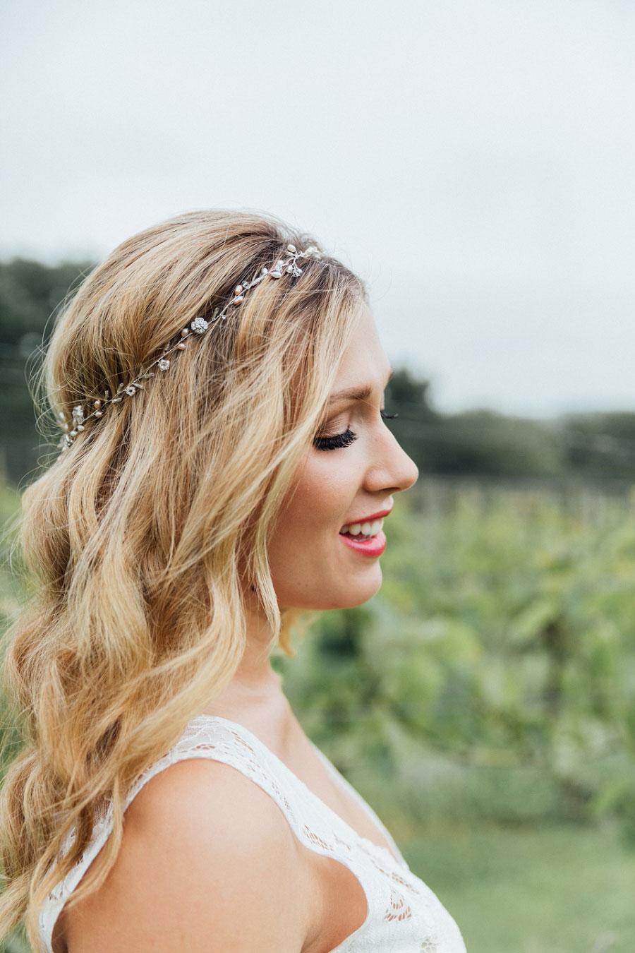 Romantic Vineyard Bridal Shoot With Dusty Blues & Greys0036