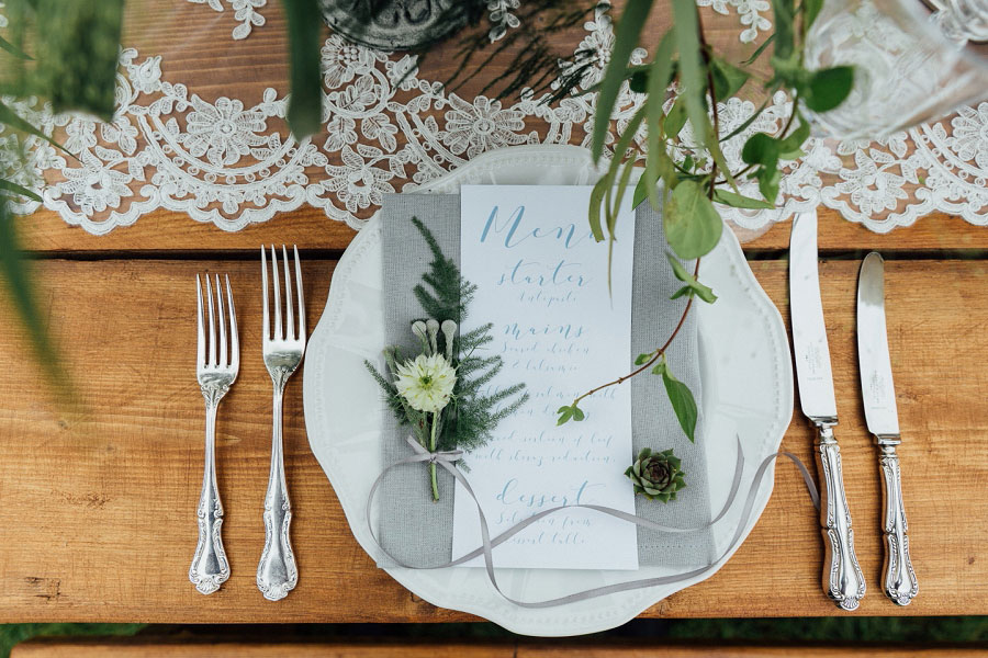 Romantic Vineyard Bridal Shoot With Dusty Blues & Greys0048