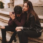 An Italian Addiction! Rome Engagement Shoot: Patricia & Fabio