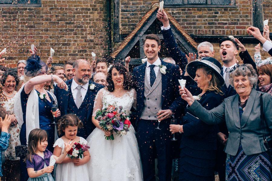 A Colourful & Fun Music Inspired Wedding- Ruth & Paul0057
