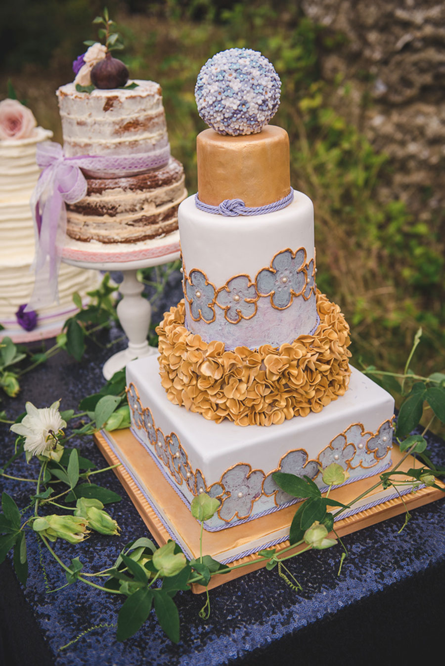 A Late Summer Renaissance-Meets-Fantasy Themed Bridal Shoot0007