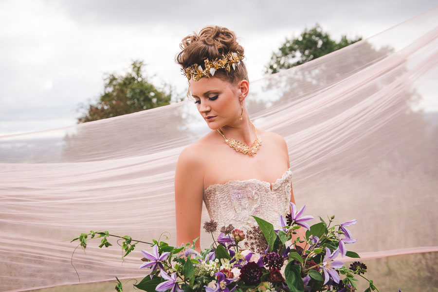 A Late Summer Renaissance-Meets-Fantasy Themed Bridal Shoot0031