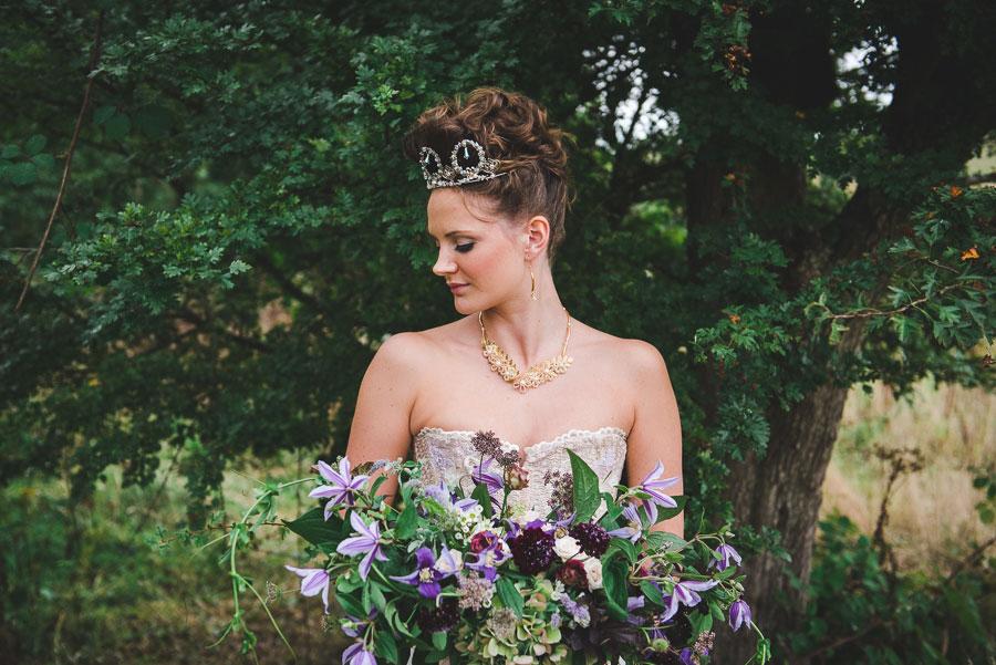 A Late Summer Renaissance-Meets-Fantasy Themed Bridal Shoot0044