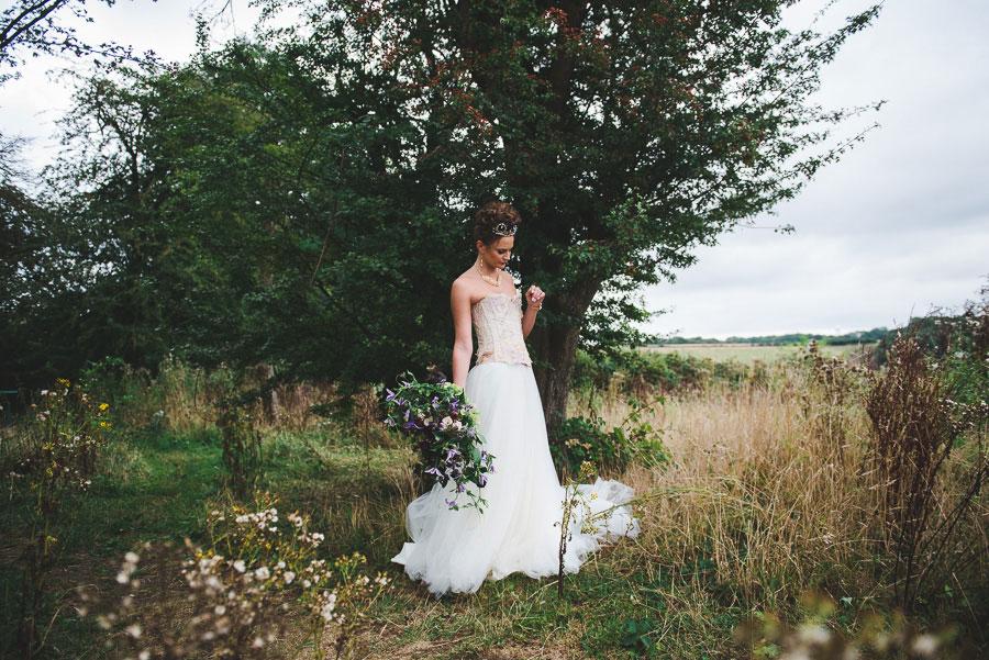 A Late Summer Renaissance-Meets-Fantasy Themed Bridal Shoot0046
