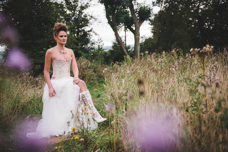 A Late Summer Renaissance-Meets-Fantasy Themed Bridal Shoot0053