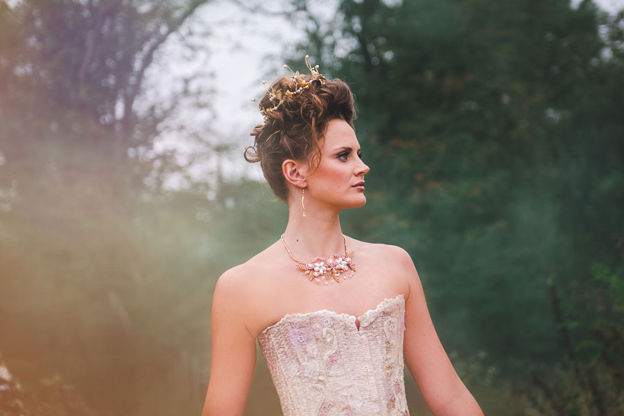 A Late Summer Renaissance-Meets-Fantasy Themed Bridal Shoot0060