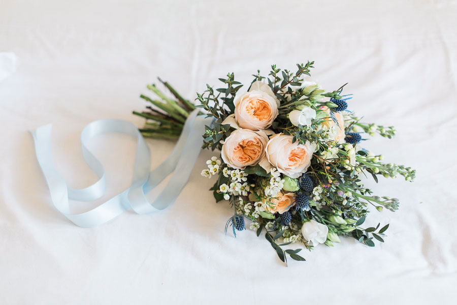 Rustic Wedding With Floral & Pastel Accents0002