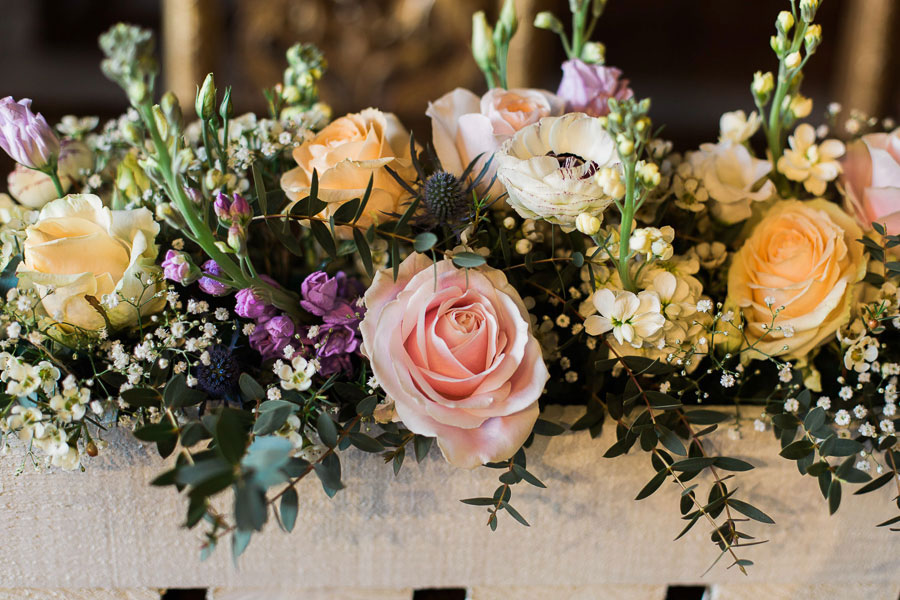 Rustic Wedding With Floral & Pastel Accents0030