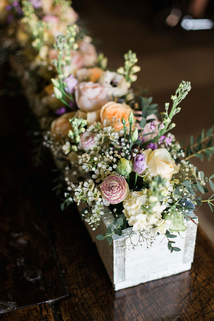 Rustic Wedding With Floral & Pastel Accents0031