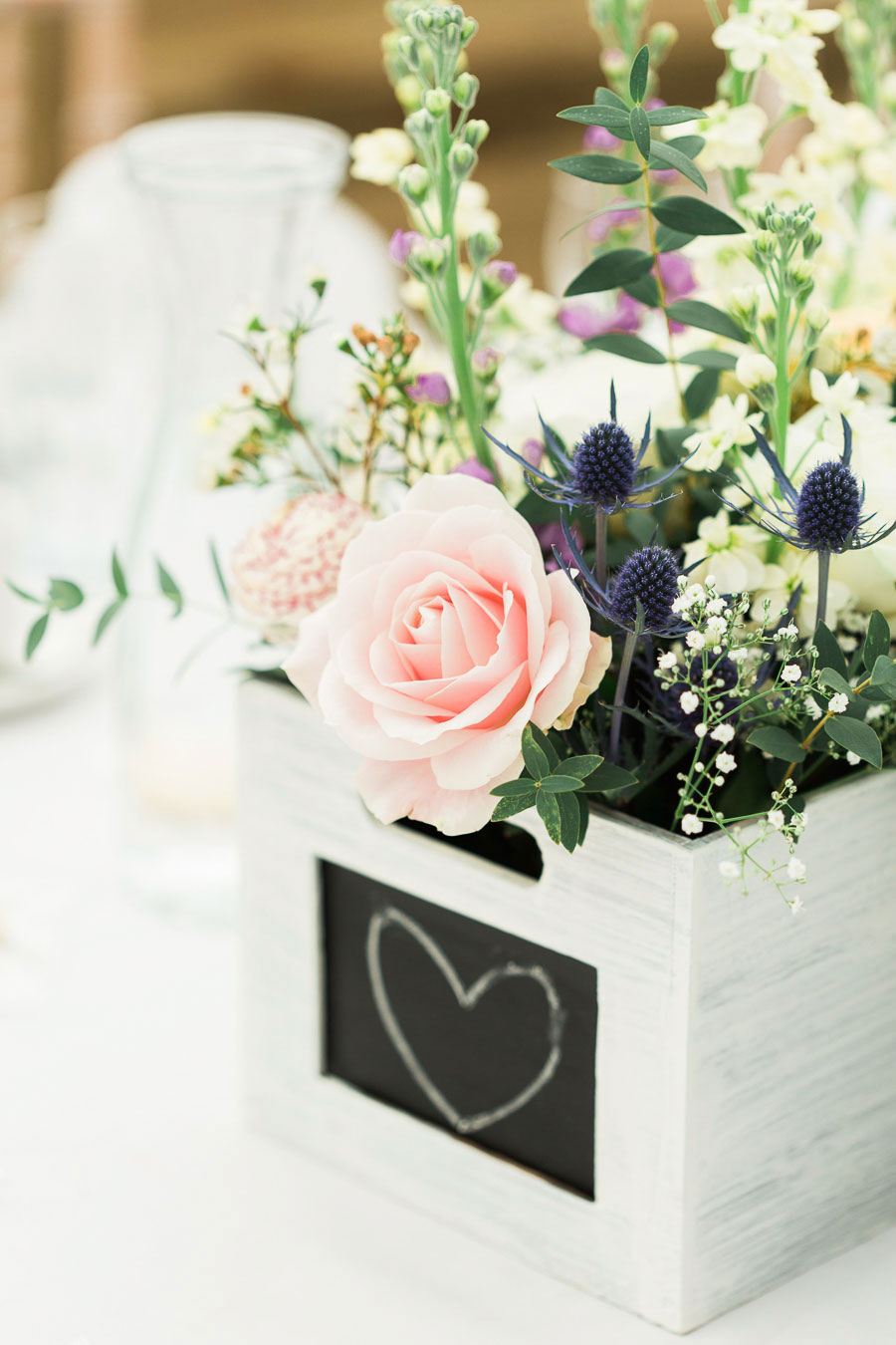 Rustic Wedding With Floral & Pastel Accents0097