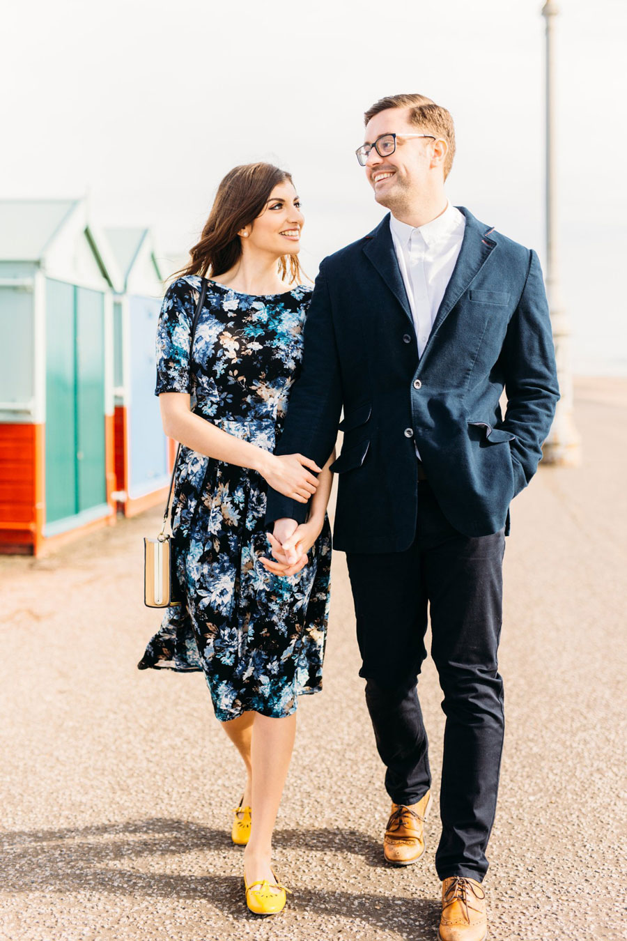 Shoreham Beach & Brighton Bandstand Engagement- Mike & Amy0017