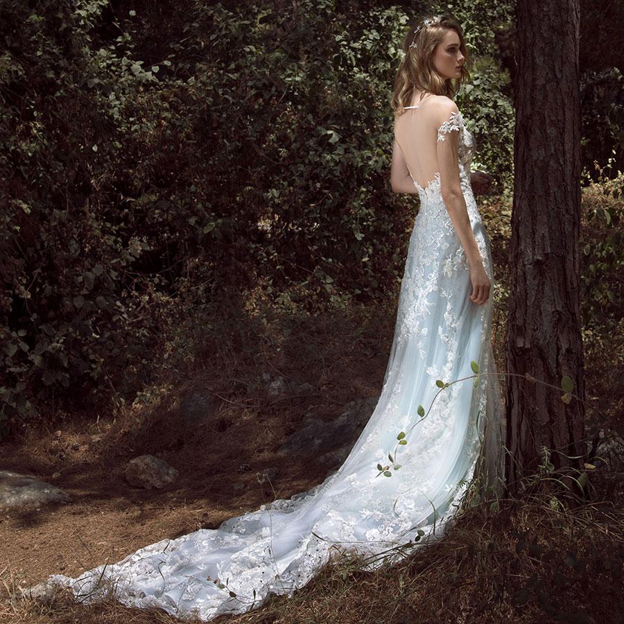 Wedding Dresses for the Urban-Boho Bride- Gala Collection No. IV0000