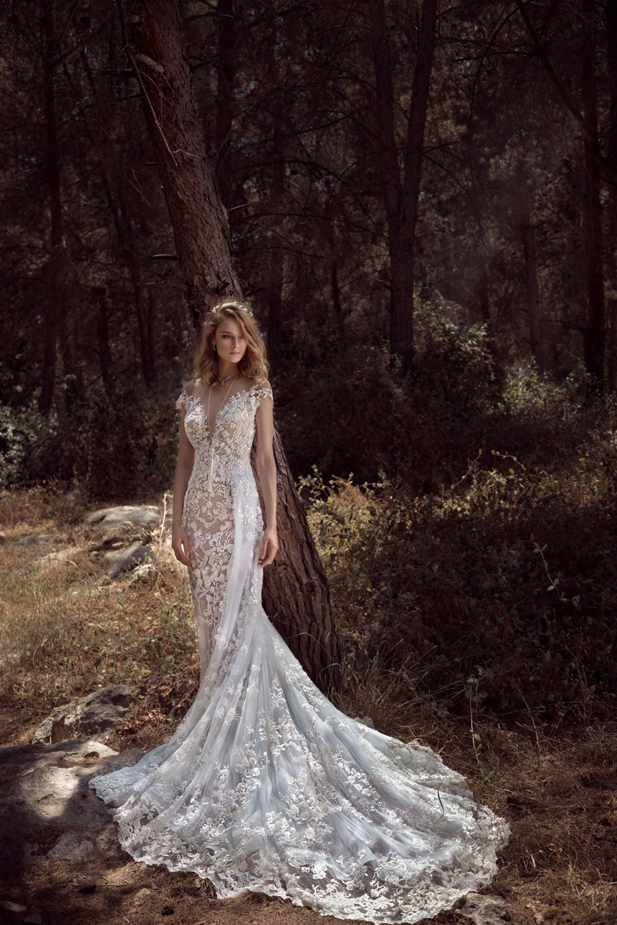 Wedding Dresses for the Urban-Boho Bride- Gala Collection No. IV0002