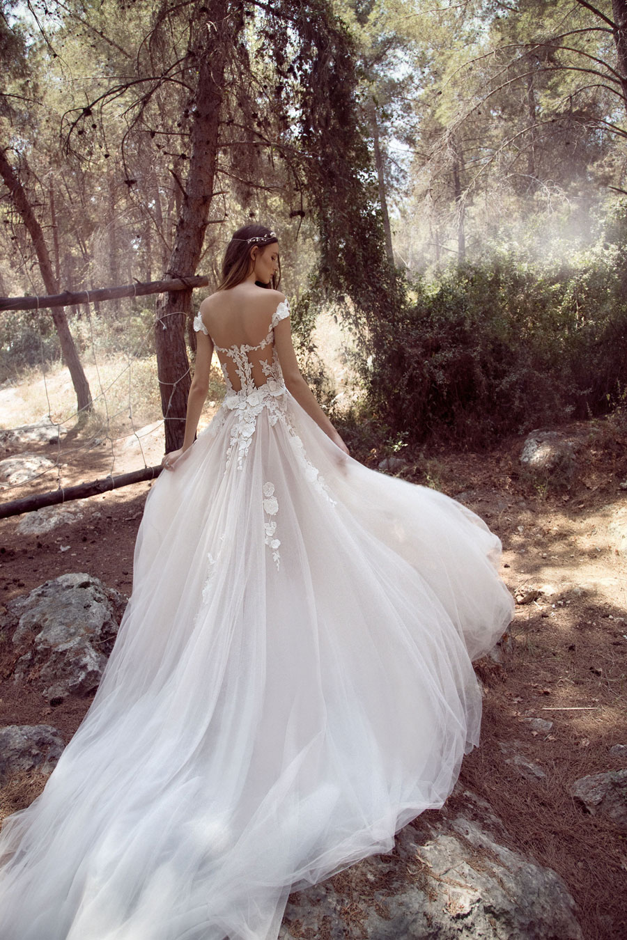 Wedding Dresses for the Urban-Boho Bride- Gala Collection No. IV0005