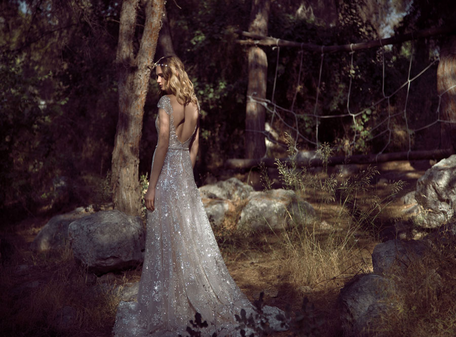 Wedding Dresses for the Urban-Boho Bride- Gala Collection No. IV0008