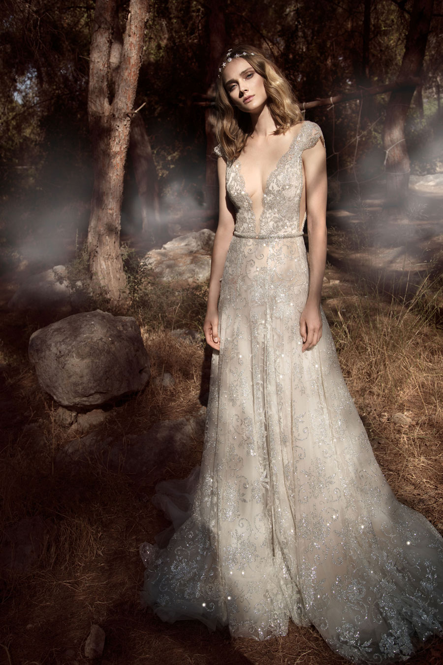 Wedding Dresses for the Urban-Boho Bride- Gala Collection No. IV0010