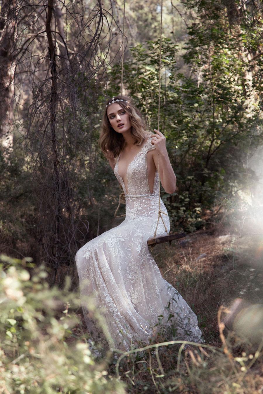 Wedding Dresses for the Urban-Boho Bride- Gala Collection No. IV0012
