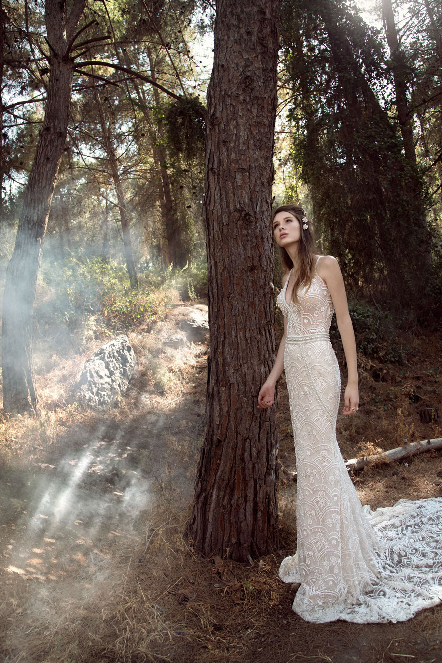 Wedding Dresses for the Urban-Boho Bride- Gala Collection No. IV0023