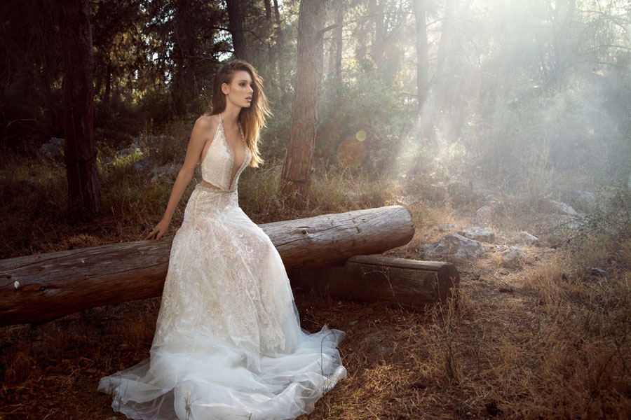 Wedding Dresses for the Urban-Boho Bride- Gala Collection No. IV0025