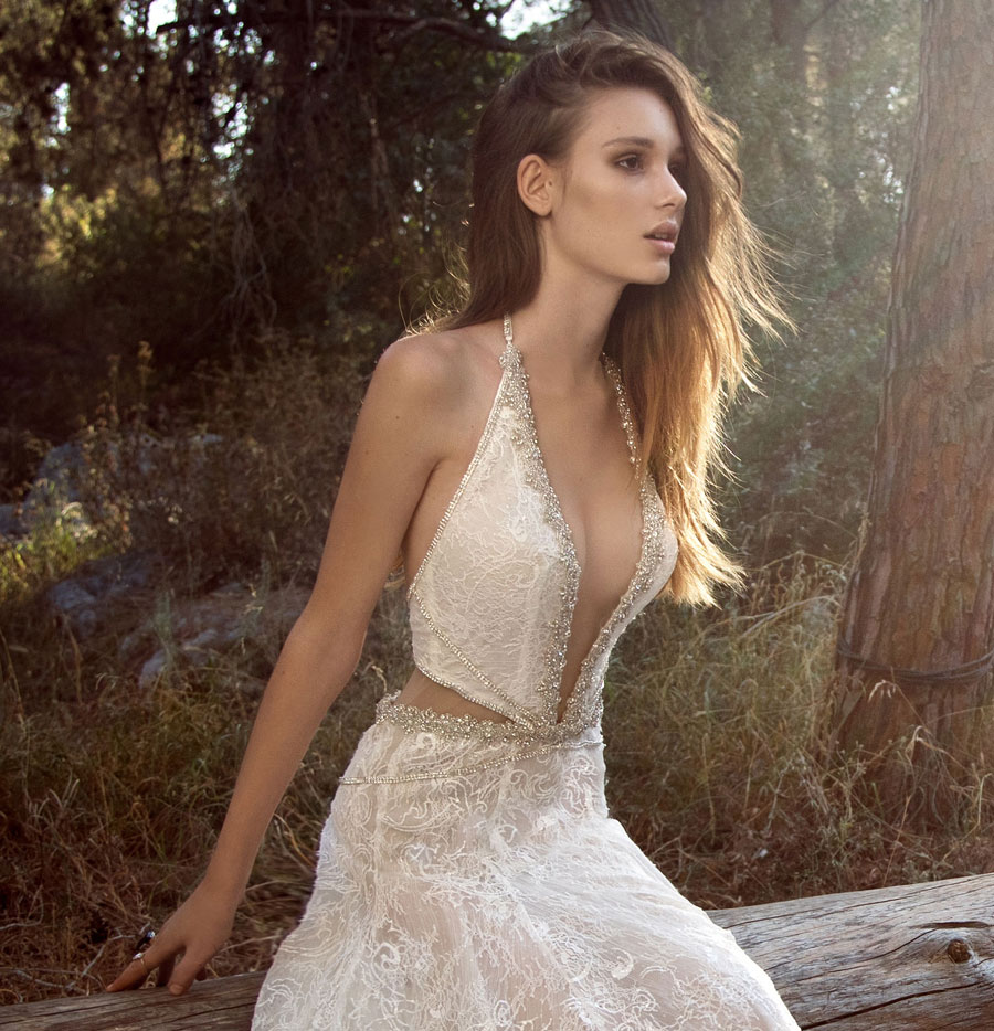 Wedding Dresses for the Urban-Boho Bride- Gala Collection No. IV0026
