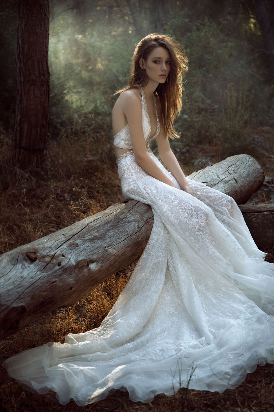 Wedding Dresses for the Urban-Boho Bride- Gala Collection No. IV0027