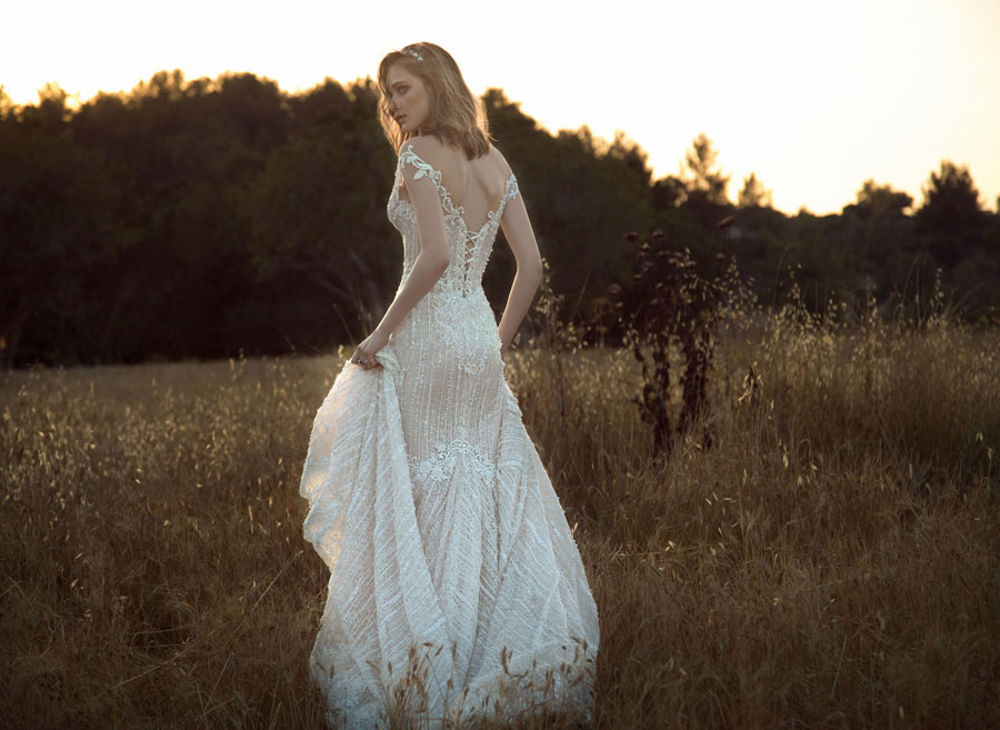 Wedding Dresses for the Urban-Boho Bride- Gala Collection No. IV0028