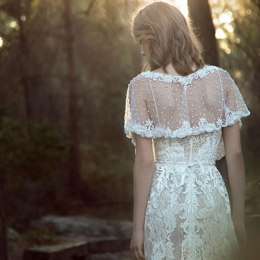 Wedding Dresses for the Urban-Boho Bride- Gala Collection No. IV0044