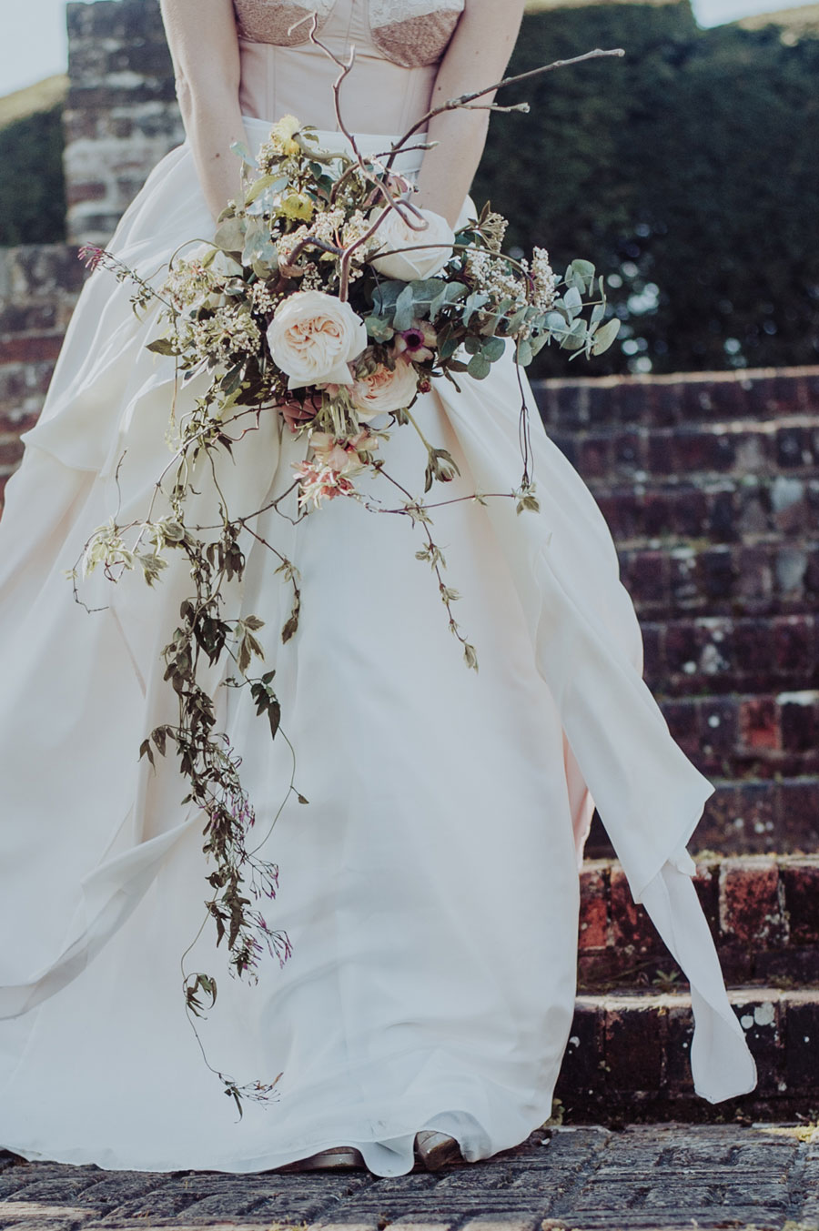 Dreamy Wild Ombre Inspired Bridal Shoot!