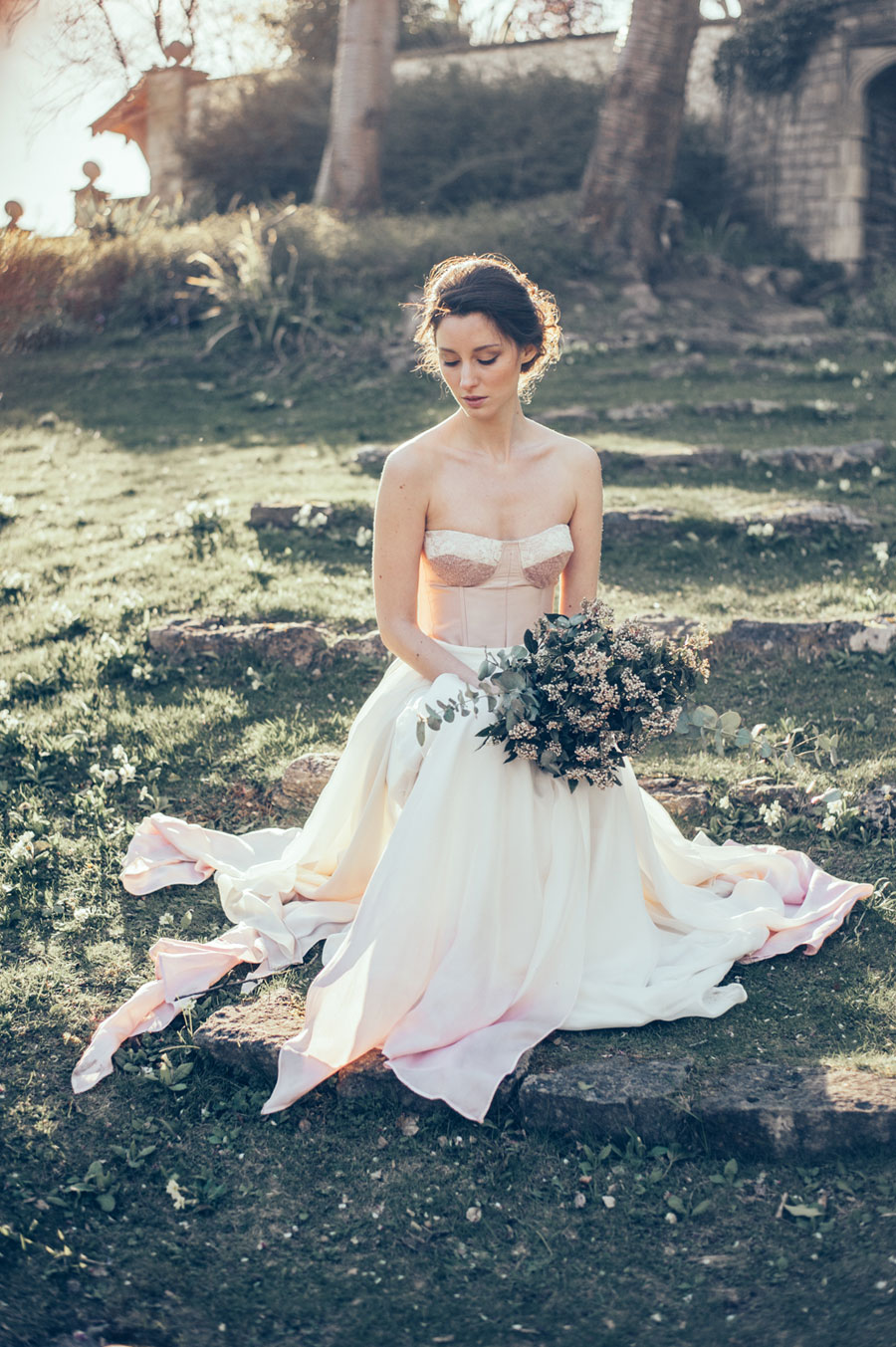 Wild Ombre Inspired Bridal Shoot!0048