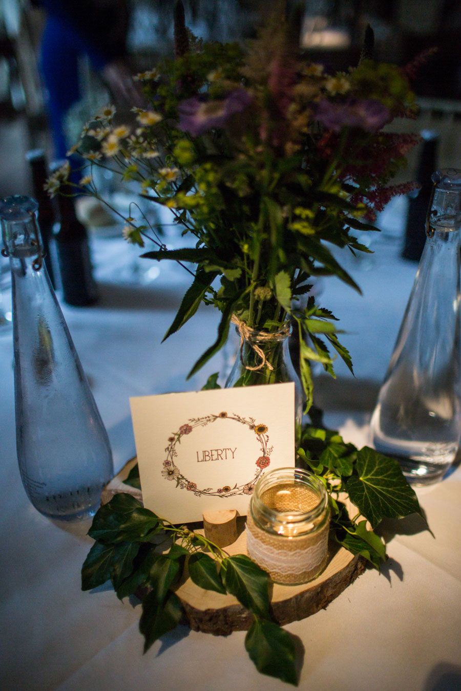 Wildflowers Hessian & Hops- A Country Wedding0108
