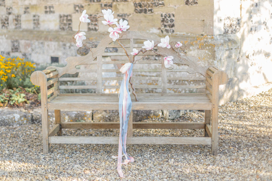 Natural Elements! A Fine-Art Inspired Editorial With Magnolia & Cherry Blossoms0010