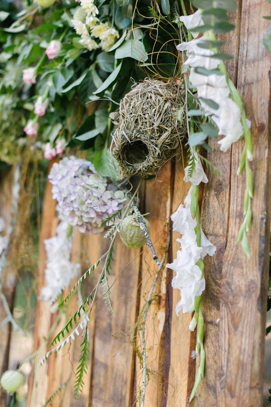 Rustic Luxe Forest Wedding With Pretty Pastels0009