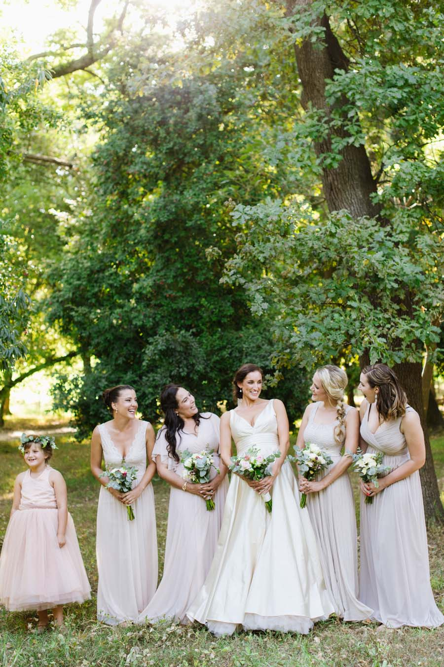 Rustic Luxe Forest Wedding With Pretty Pastels0060