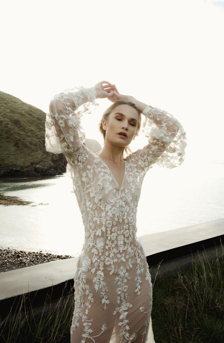 L\'eto Bridal: Unique Wedding Dresses for Unconventional Brides ...