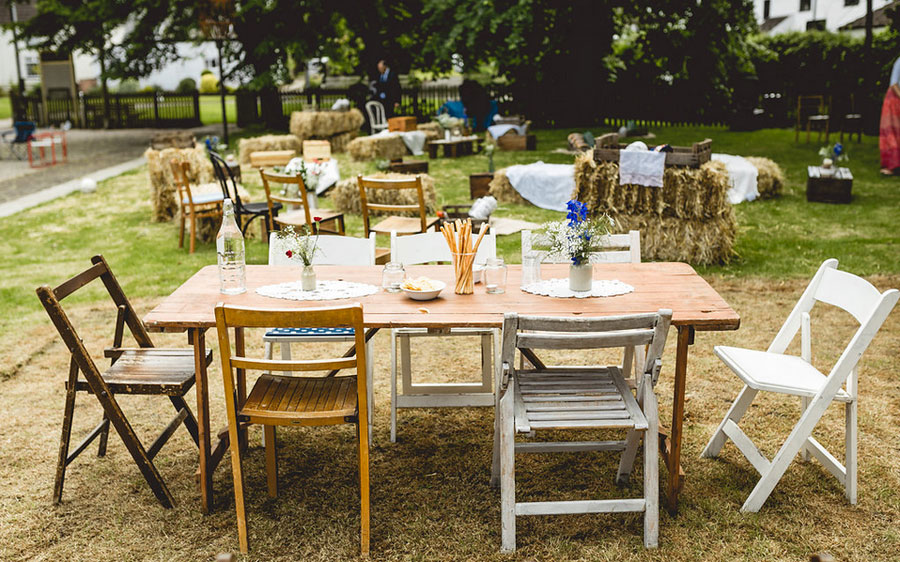 Rustic Wedding Furniture! Unique Vintage Rentals: Poppy Trading